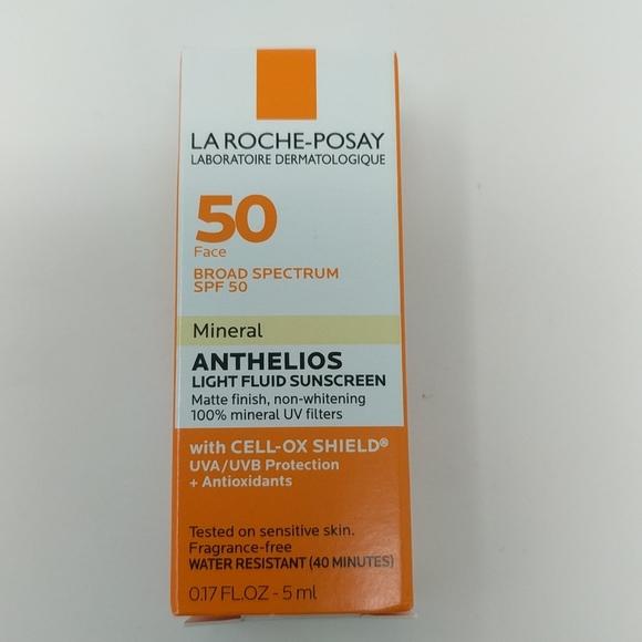 [La Roche-Posay] Anthelios Mineral Sunscreen spf